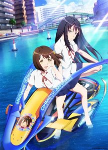 Кандагава: Девушки на гидроциклах Фансервис компиляция / Kandagawa Jet Girls Fanservice Compilation