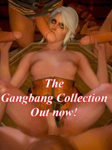 [SFM] Gangbang Collection