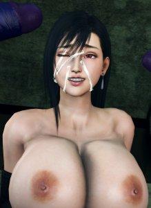 [SFM] Tifa Lockheart is Insasiable 3
